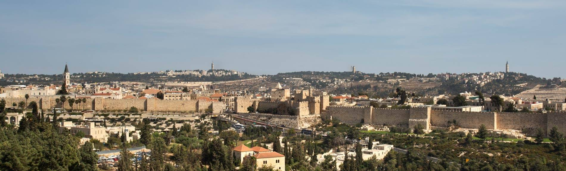 Attractions - King Solomon Hotel Jerusalem
