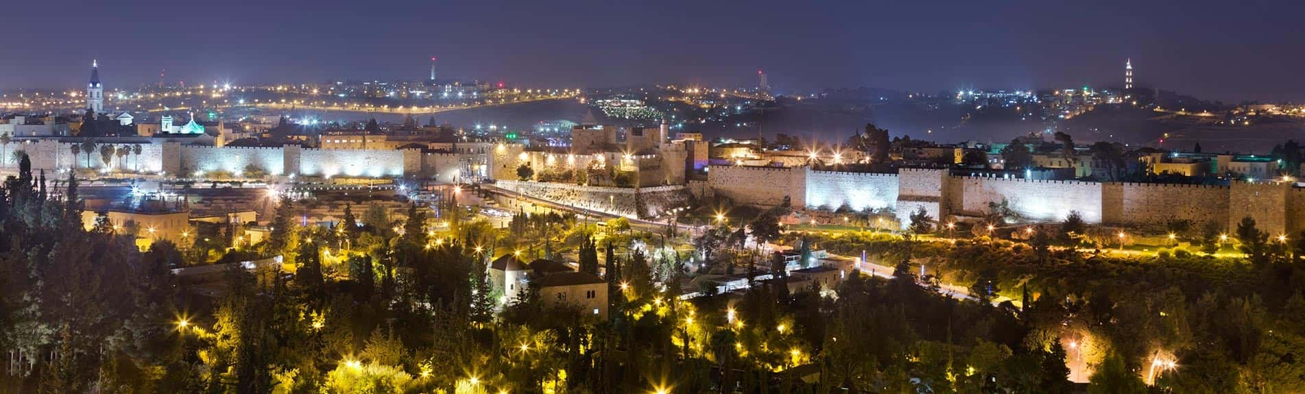 Super Views - King Solomon Hotel Jerusalem