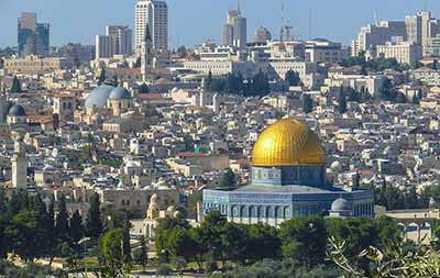 Temple Mount ( Haram Al-Sharif)
